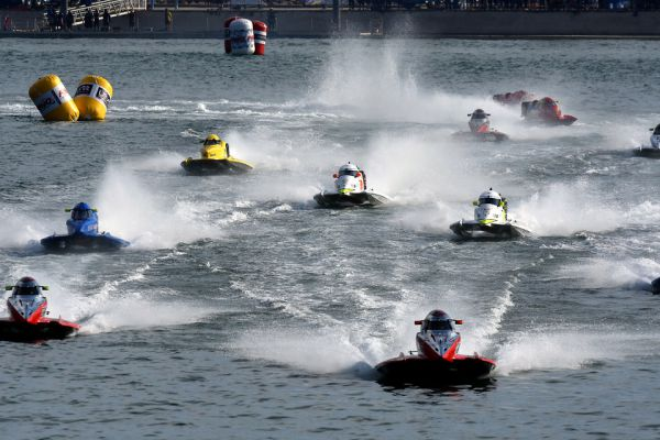 DRIVERS SET TO RENEW RIVALRIES AT UIM F1H2O GRAND PRIX OF PORTUGAL IN PORTIMAO