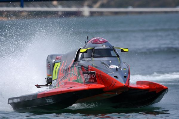 THREE IN A ROW AS TORRENTE TAKES POLE POSITION IN PORTIMAO