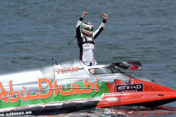 TORRENTE WINS UIM F1H2O GRAND PRIX OF PORTUGAL THRILLER